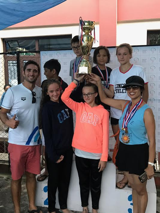More Lincoln Swimming Success At Nisarga Swim Meet Lincoln School
