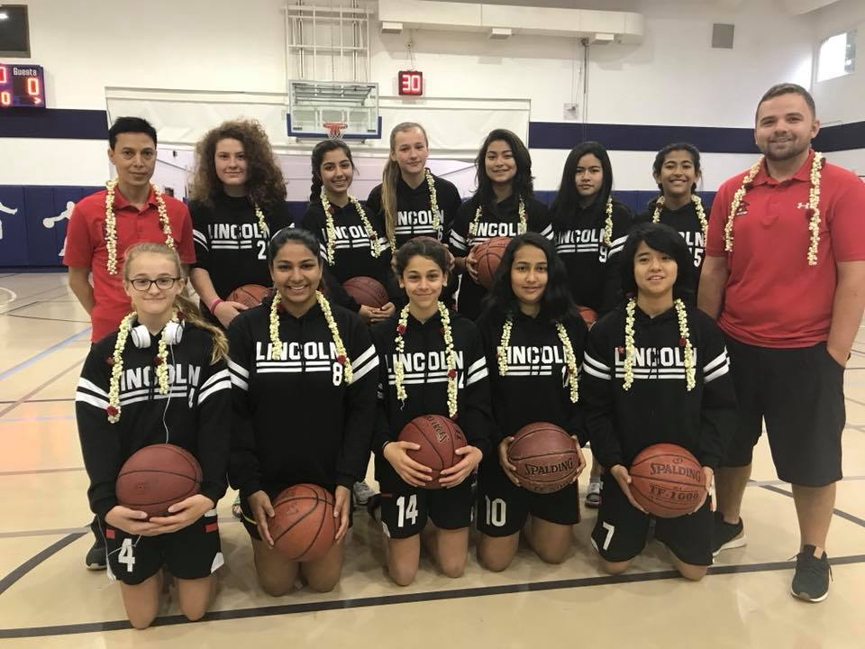 472ad3589f8 Girls  Basketball SAISA Update! – Lincoln School